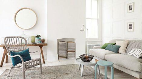Cách phối sơn nhà màu Trắng đẹp & Ý nghĩa của màu Trắng - Kiến Thức Sơn Nước