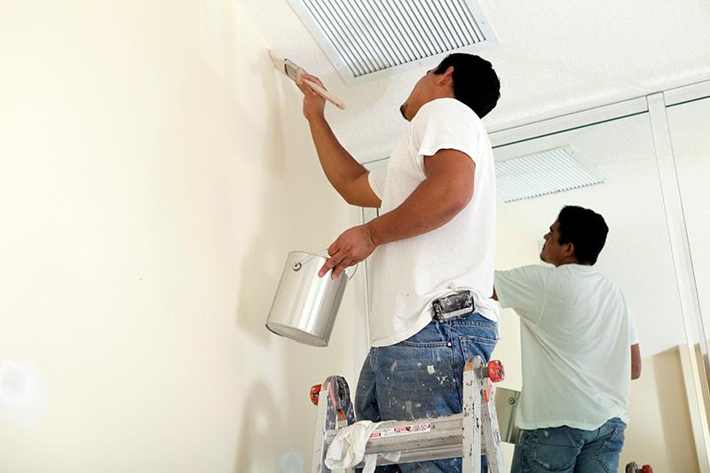 Cách sơn tường nhà đúng kỹ thuật - Kiến Thức Sơn Nước