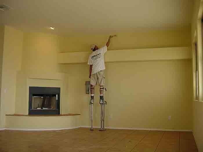 Kỹ thuật thi công sơn chống thấm cho tường nhà - Kiến Thức Sơn Nước