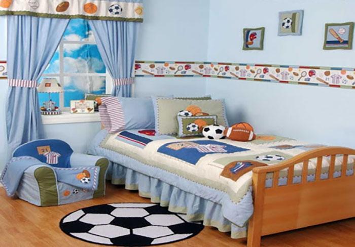 Màu sơn đẹp dành cho phòng của Bé - Kiến Thức Sơn Nước