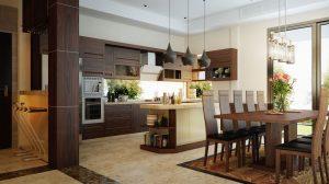 Xu hướng chọn màu sơn đẹp cho phòng Bếp - Kiến Thức Sơn Nước