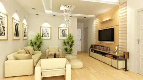 Xu hướng chọn màu sơn đẹp cho phòng khách - Kiến Thức Sơn Nước