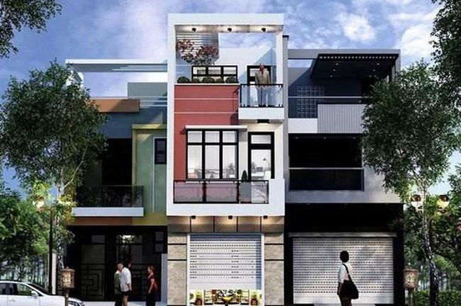 Xu hướng chọn màu sơn đẹp mới nhất cho nhà phố - Kiến Thức Sơn Nước