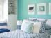 Sơn phòng ngủ màu xanh ngọc - Cá tính nổi bật - Kienthucsonnuoc.vn